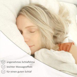 Bettwäsche ohne schwitzen